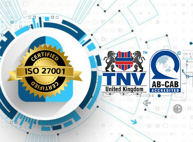 Các bước thực hành để được cấp chứng chỉ ISO 27001:2013 là gì?