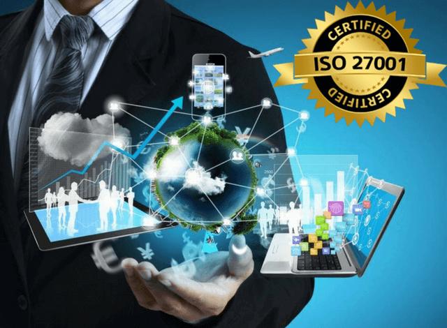 Các bước cuối cùng để công ty bạn được cấp giấy chứng nhận ISO 27001:2013