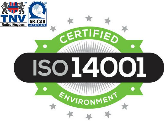 ISO 14001:2015 HỆ THỐNG QUẢN LÝ MÔI TRƯỜNG