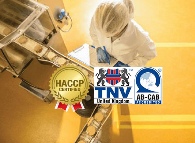 Chứng chỉ HACCP là gì- Hệ thống quản lý an toàn thực phẩm