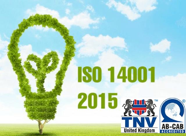 Danh sách các bước thực hiện tiêu chuẩn ISO 14001