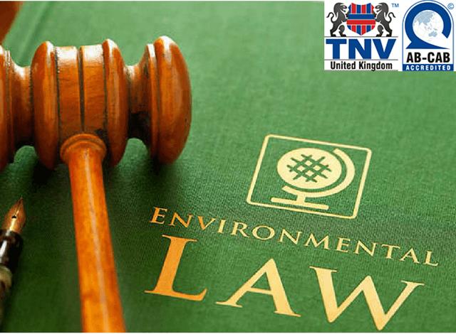 Chứng nhận ISO 14001: 2015 – cách xác định yêu cầu pháp luật