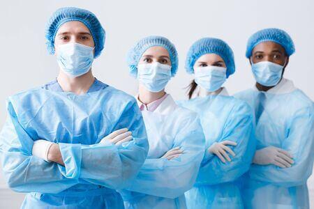 Phân biệt khẩu trang y tế (Medical face mask) với các loại khẩu trang khác