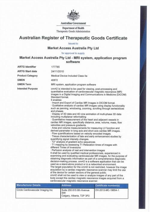 Đăng ký TGA – xuất khẩu hàng đi Úc