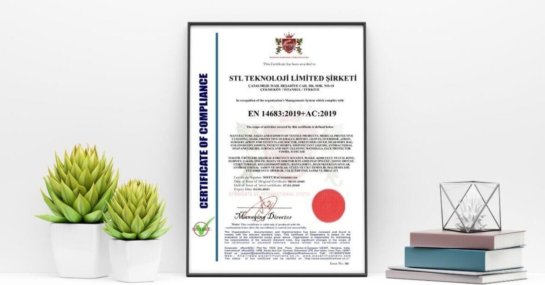 Tiêu chuẩn EN 14683 – Chứng nhận EN 14683 và tiêu chuẩn EN 14683 cho Khẩu trang phẫu thuật