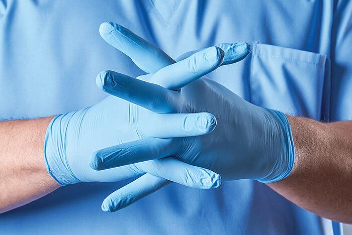 Tiêu chuẩn EN455 – Găng tay y tế dùng một lần