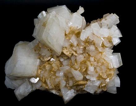 Chứng nhận hợp chuẩn nguyên liệu sản xuất thủy tinh-Đôlômit
