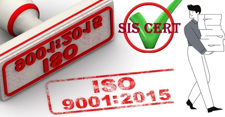 CẤP CHỨNG CHỈ ISO 9001 SISCERT CẤP CHỨNG CHỈ ISO 9001:2015-HỆ THỐNG QUẢN LÝ CHẤT LƯỢNG NHƯ THẾ NÀO?
