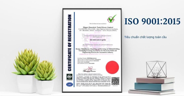 GIẤY CHỨNG NHẬN ISO 9001 và NHỮNG ĐIỀU CẦN BIẾT