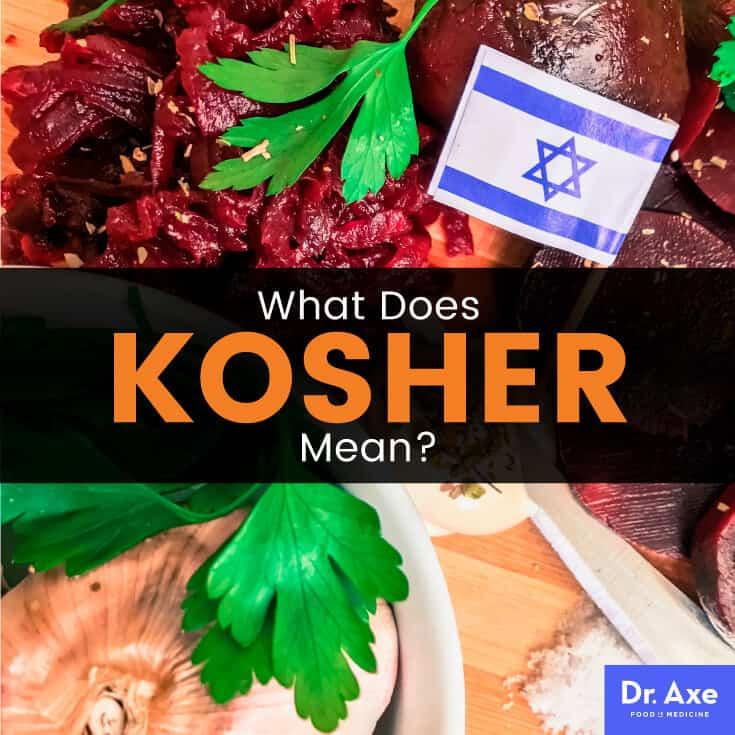 Thực phẩm Kosher