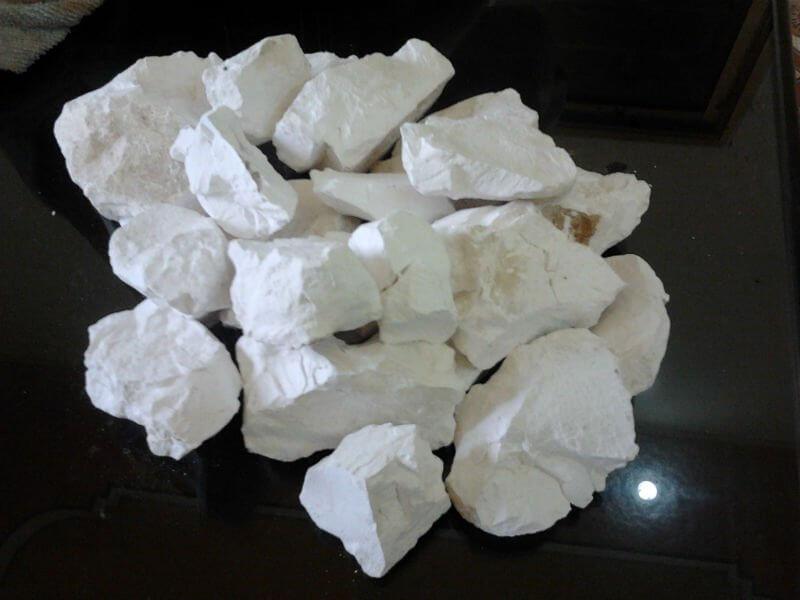 Chứng nhận hợp chuẩn nguyên liệu sản xuất thủy tinh-Đá vôi