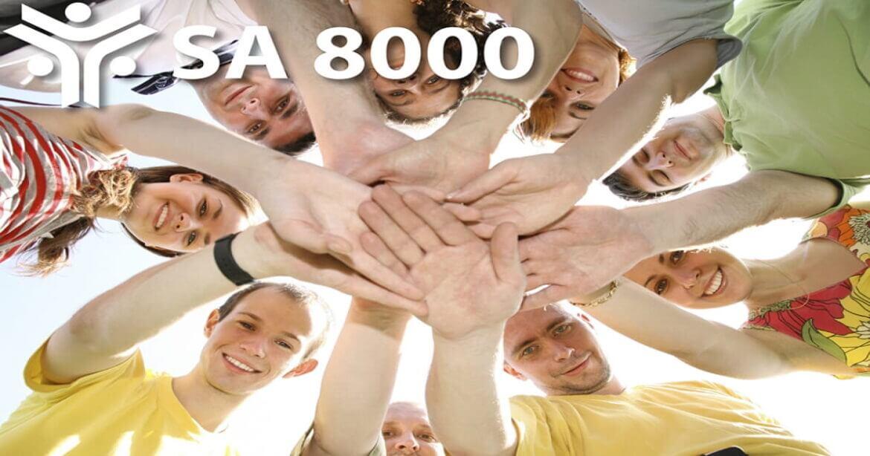 QUY TRÌNH CHỨNG NHẬN SA 8000