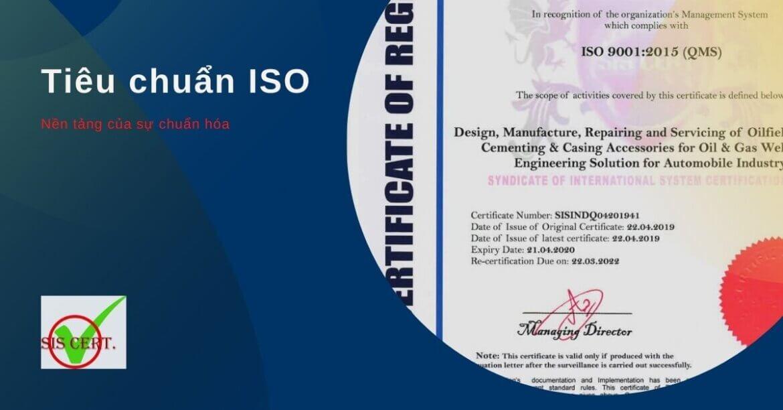 Lựa chọn tổ chức chứng nhận ISO theo kinh nghiệm của chuyên gia