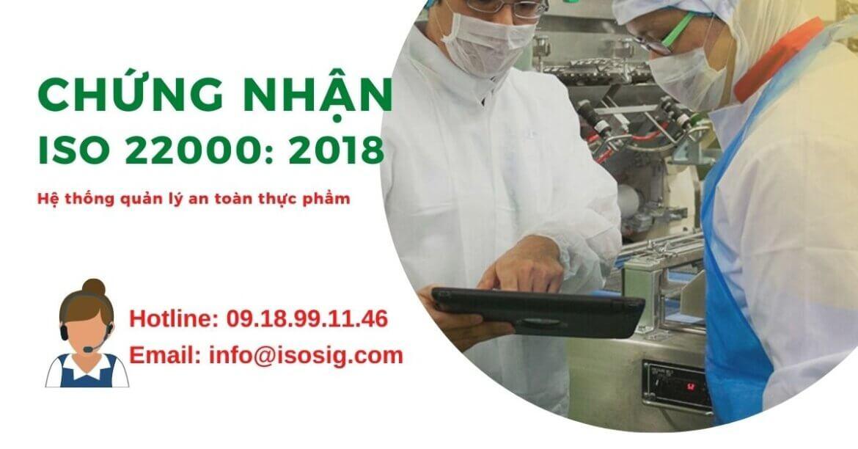 GIẤY CHỨNG NHẬN ISO 22000 MANG LẠI LỢI ÍCH GÌ CHO CÁC DOANH NGHIỆP