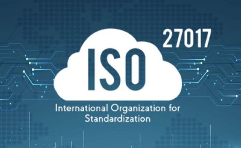 chung nhan ISO 27017