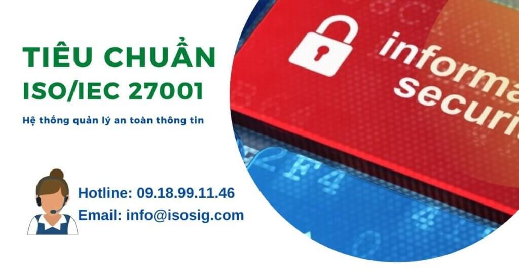 Tiêu chuẩn ISO 27001