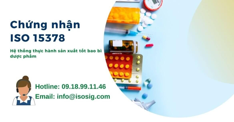 Tiêu chuẩn ISO 15378:2017 về nguyên liệu đóng gói cho các sản phẩm thuốc
