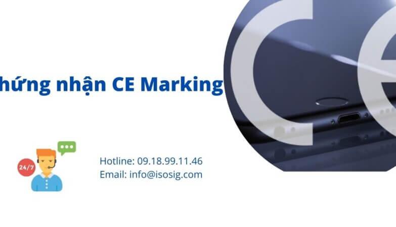 Đơn vị chứng nhận CE Marking