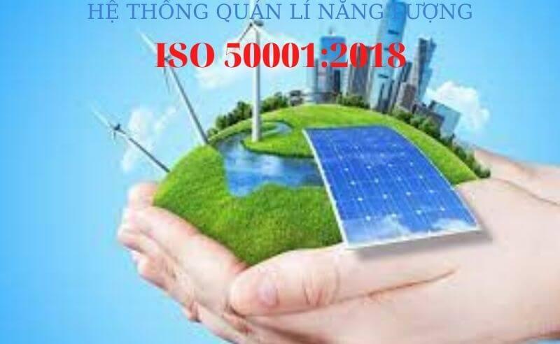 Hệ thống quản lí năng lượng ISO 50001