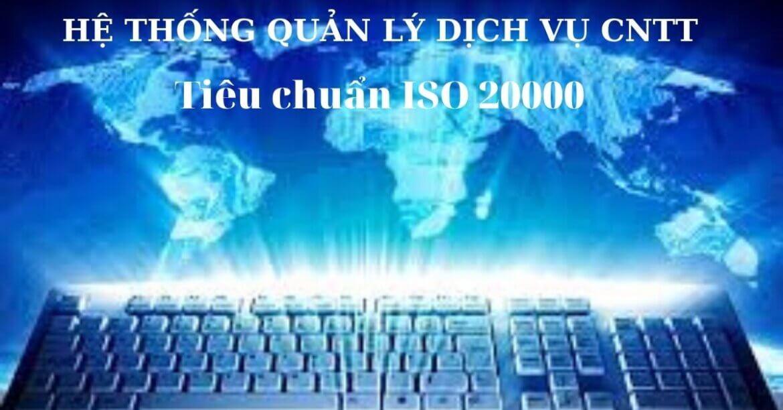 Tiêu chuẩn  ISO 20000   SIS CERT chứng nhận ISO 20000 được công nhận IAS, IAF