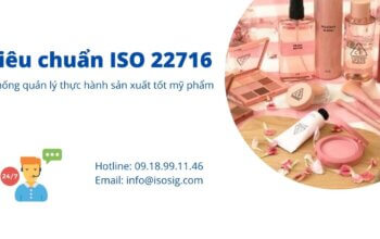 Hệ thống GMP ISO 22716