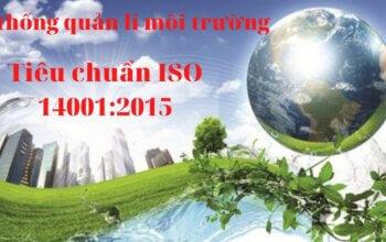 Hệ thống quản lí môi trường ISO 14001