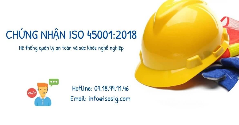 MỤC TIÊU VÀ LỢI ÍCH CỦA HỆ THỐNG QUẢN LÝ AN TOÀN VÀ SỨC KHỎE NGHỀ NGHIỆP THEO TIÊU CHUẨN ISO 45001:2018