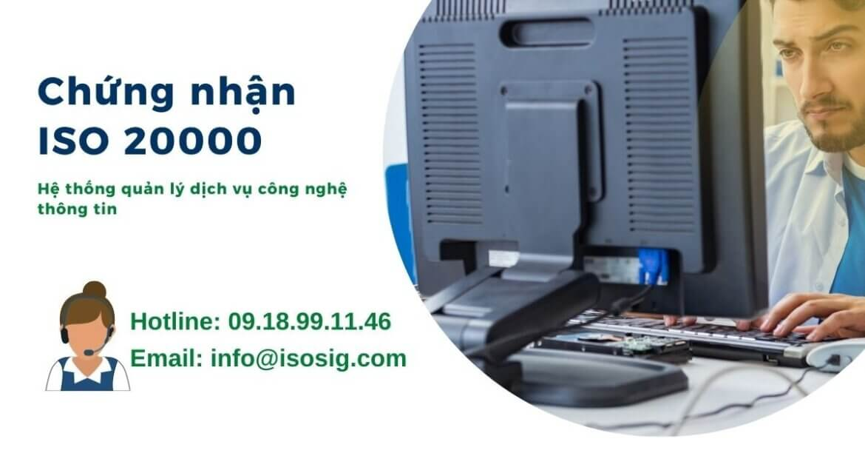 TẠI SAO ISO 20000 LÀ MỘT Ý TƯỞNG TỐT CHO DOANH NGHIỆP CỦA BẠN?