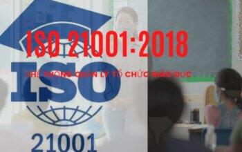 Chung nhạn ISO 21001