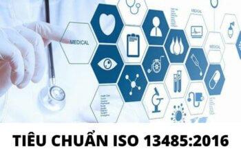 tiêu chuẩn ISO 13485