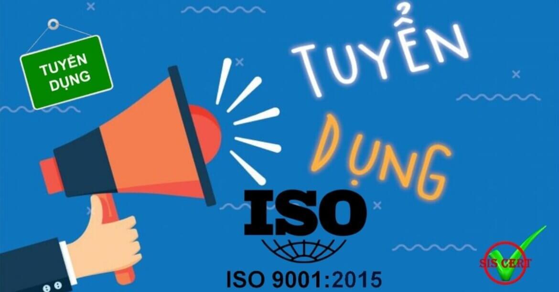 HƯỚNG DẪN THỰC HIỆN QUẢN LÝ TUYỂN DỤNG THEO ISO 9001:2015