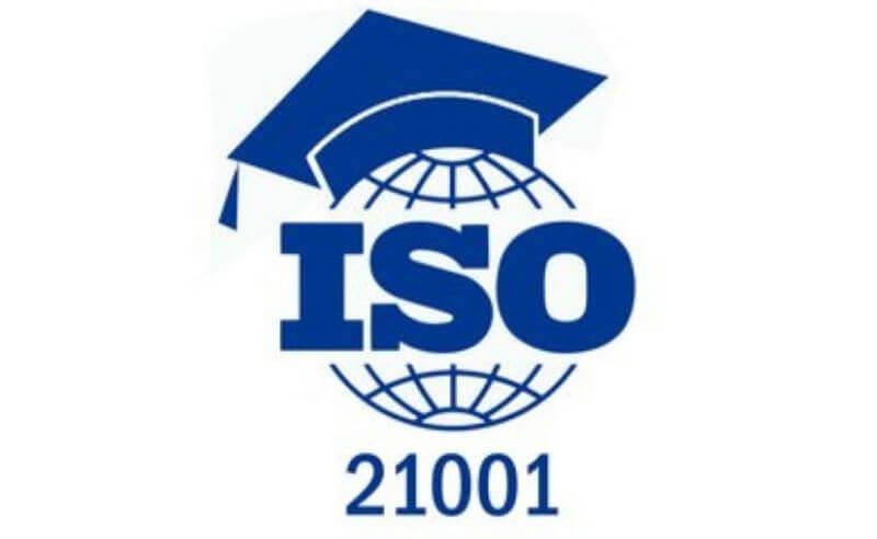 Chứng nhận ISO 21001