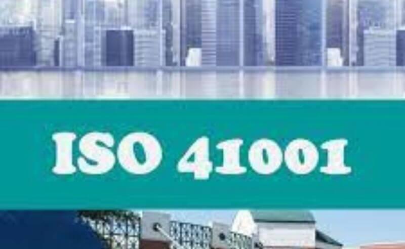 Chung nhan ISO 41001
