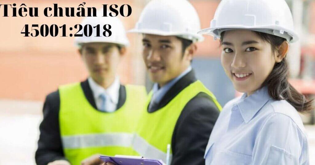 Tiêu chuẩn ISO 45001