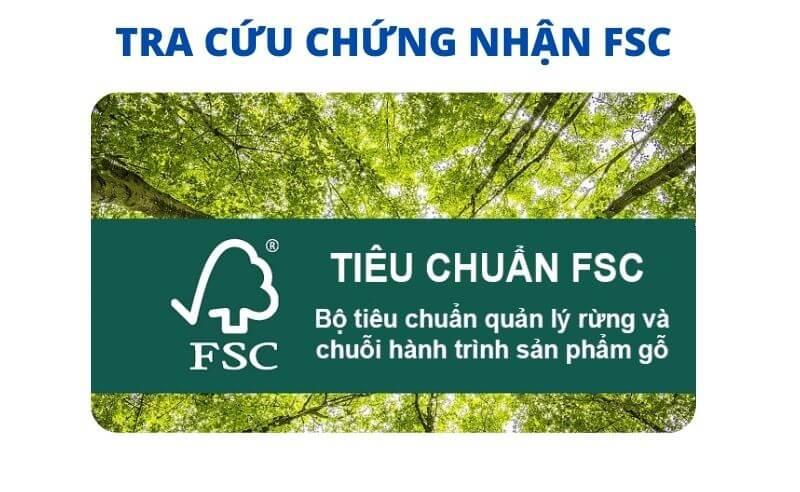 FSC MANG LẠI LỢI ÍCH GÌ CHO DOANH NGHIỆP? DỊCH VỤ CHỨNG NHẬN QUẢN LÝ RỪNG BỀN VỮNG THEO TIÊU CHUẨN FSC CỦA SIS CERT