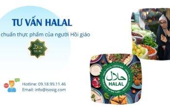 Tư vấn Halal