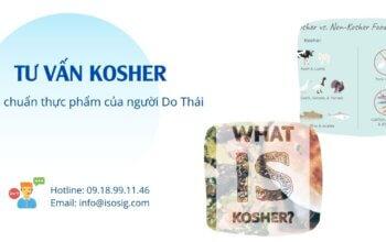 Tư vấn Kosher
