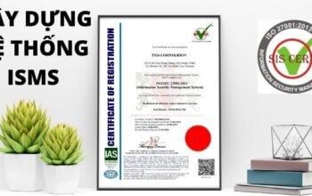 HỆ THỐNG QUẢN LÝ AN TOÀN THÔNG TIN THEO TIÊU CHUẨN ISO 27001:2013
