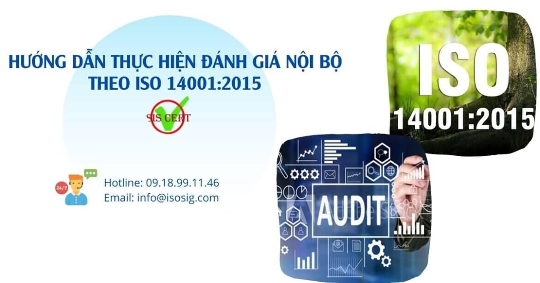 HƯỚNG DẪN THỰC HIỆN ĐÁNH GIÁ NỘI BỘ THEO ISO 14001:2015