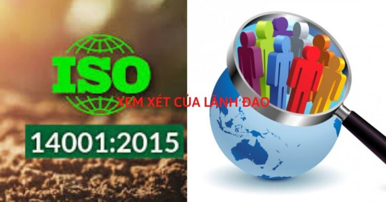 HƯỚNG DẪN THỰC HIỆN XEM XÉT CỦA LÃNH ĐẠO THEO TIÊU CHUẨN ISO 14001