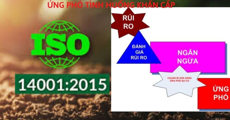 HƯỚNG DẪN QUẢN LÝ SỰ CỐ MÔI TRƯỜNG VÀ ỨNG PHÓ TÌNH HƯỐNG KHẨN CẤP THEO TIÊU CHUẨN ISO 14001