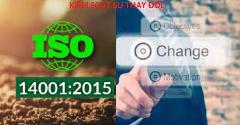 HƯỚNG DẪN KIỂM SOÁT SỰ THAY ĐỔI THEO TIÊU CHUẨN ISO 14001
