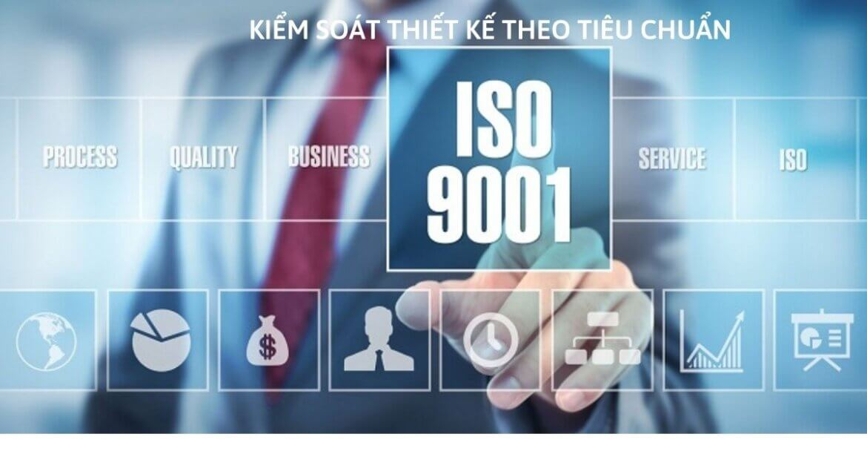HƯỚNG DẪN KIỂM SOÁT THIẾT KẾ THEO TIÊU CHUẨN ISO 9001