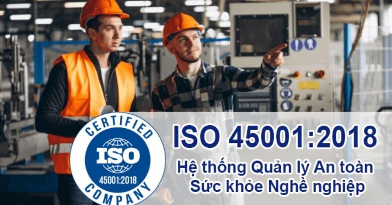 HƯỚNG DẪN THIẾT LẬP CHÍNH SÁCH AN TOÀN VÀ SỨC KHỎE NGHỀ NGHIỆP THEO TIÊU CHUẨN ISO 4500