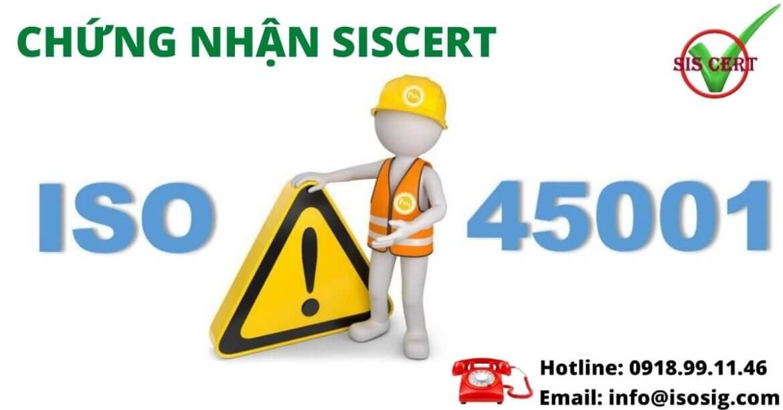 Hướng dẫn thực hiện đánh giá rủi ro an toàn và sức khỏe nghề nghiệp theo ISO 45001:2018 cho các công ty sản xuất