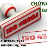 KIỂM SOÁT TÀI LIỆU VÀ HỒ SƠ THEO ISO 45001
