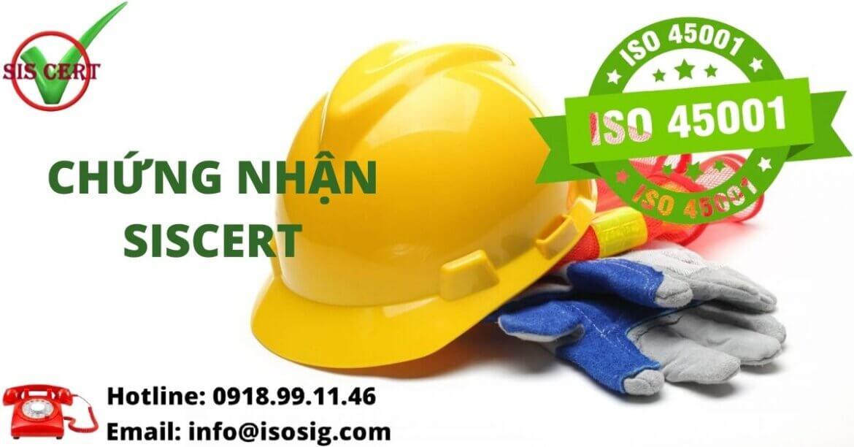 Hướng dẫn thiết lập mục tiêu an toàn sức khỏe nghề nghiệp theo tiêu chuẩn ISO 45001:2018 cho công ty sản xuất